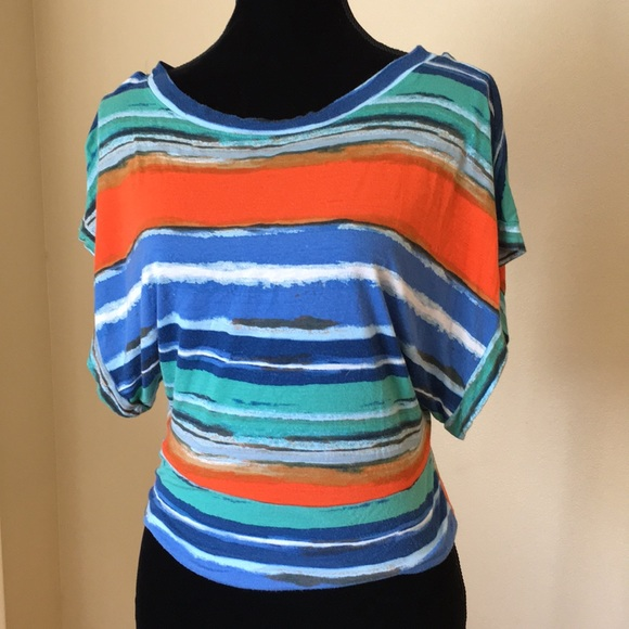 Poetry Tops - Poetry striped shirt